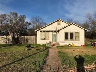 Single Family for sale in 827 N Main, Meridian, TX, 76665