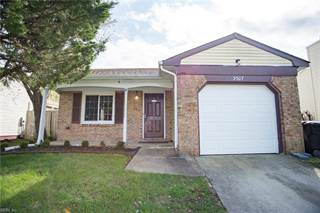 Single Family for sale in 3507 Bunyan RD, Virginia Beach, VA, 23462