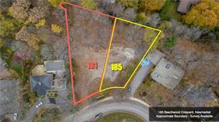 Land for sale in 181 Beechwood Cres, Newmarket, Ontario