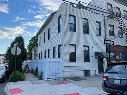 Multifamily for sale in 1601 Parker Street, Bronx, NY, 10462