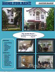 Residential Property for rent in Canyon Ranch, Carmona, Cavite, Carmona, Cavite