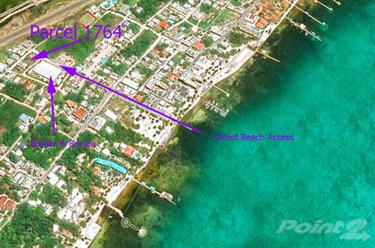 Commercial for sale in Commercial/Residential Lot, Ambergris Caye, Belize