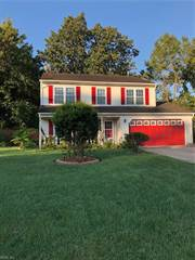 Single Family for sale in 3945 Larchwood Drive, Virginia Beach, VA, 23456