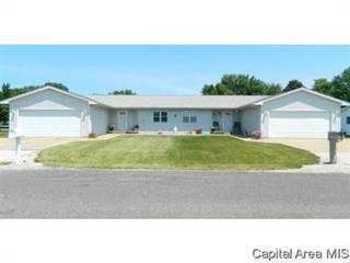 Duplex for sale in 104 VIOLET ST, Raymond, IL, 62560