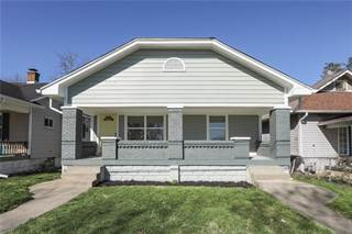 Single Family for sale in 1612 Churchman Avenue, Indianapolis, IN, 46203