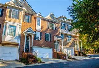 Townhouse for rent in 1225 Brickton Drive NW, Atlanta, GA, 30318