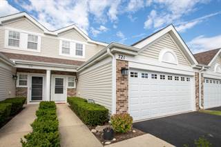 Townhouse for sale in 721 Baxter Court, Lake Villa, IL, 60046
