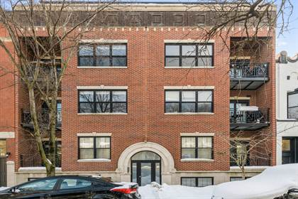 Residential Property for sale in 707 West Wrightwood Avenue 4W, Chicago, IL, 60614