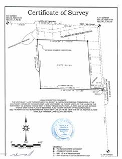 Lots And Land for sale in W 7 Mile Road Road, Irons, MI, 49644
