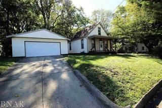 Single Family for sale in 809 East Buchanan, Bloomington, IL, 61701