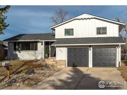 Residential Property for sale in 790 Morgan Dr, Boulder, CO, 80303