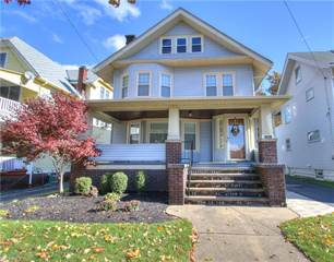 Single Family for sale in 1369 Summit Ave, Lakewood, OH, 44107