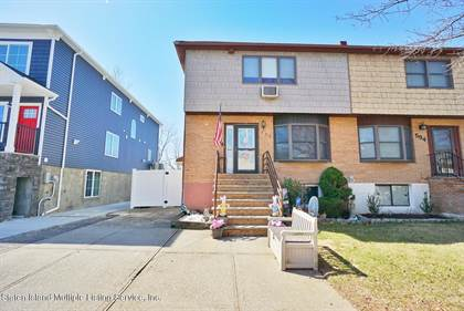 Residential Property for sale in 596 Naughton Avenue, Staten Island, NY, 10305