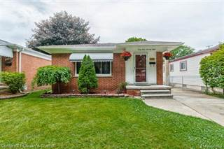 Single Family for sale in 4478 KATHERINE ST, Dearborn Heights, MI, 48125
