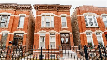 Multifamily for sale in 1320 North Bell Avenue, Chicago, IL, 60622