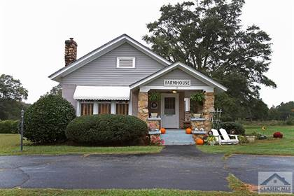 Residential Property for sale in 1085 Crawford Smithonia Road, Crawford, GA, 30630