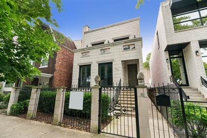 Residential Property for sale in 654 North OAKLEY Boulevard, Chicago, IL, 60612
