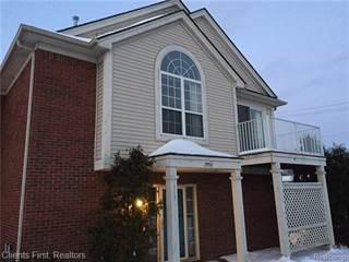 Condo for rent in 29501 NOTTINGHAM Court, Livonia, MI, 48152
