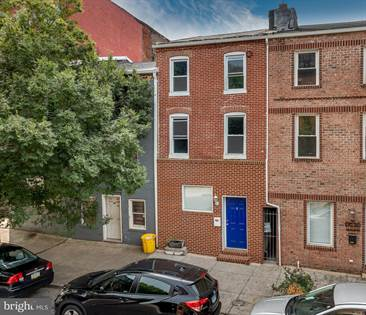 Residential Property for sale in 1719 E LOMBARD STREET, Baltimore City, MD, 21231