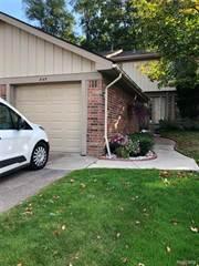 Condo for sale in 845 LANGDON Court, Rochester Hills, MI, 48307