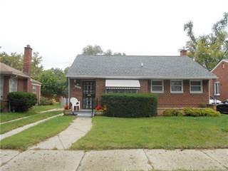 Single Family for sale in 22468 KENDALL Street, Detroit, MI, 48223