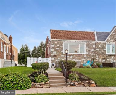 Residential for sale in 1702 BENSON ST, Philadelphia, PA, 19152