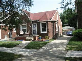 Single Family for sale in 5734 LAKEVIEW Street, Detroit, MI, 48213