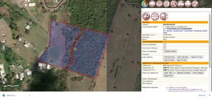 Lots And Land for sale in FINCA AGRICOLA 11.84 CUERDAS, ZONIFICACION A-P, BO. RAYO SABANA GRANDE, Sabana Grande, PR, 00637
