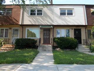 Townhouse for sale in 1108 West 87TH Street A, Chicago, IL, 60620