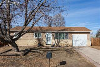 Single Family for sale in 4580 Barkman Circle, Colorado Springs, CO, 80916