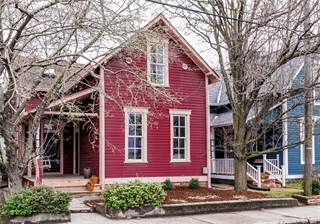 Single Family for sale in 727 East MCCARTY Street, Indianapolis, IN, 46203