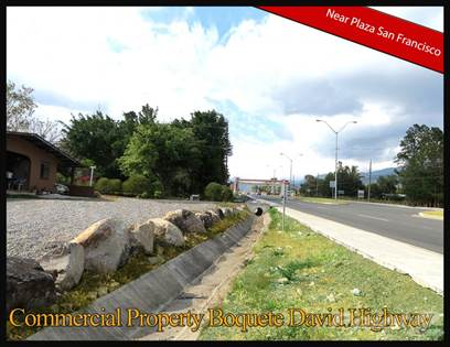 Residential Property for sale in Commercial Property Boquete David Highway near Plaza San Francisco, Boquete, Chiriquí