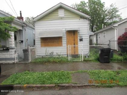 Residential Property for sale in 1717 Duncan St, Louisville, KY, 40203