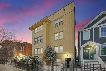 Residential Property for sale in 2834 North Dawson Avenue 2W, Chicago, IL, 60618