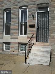 Townhouse for rent in 1412 E LAFAYETTE AVENUE, Baltimore City, MD, 21213