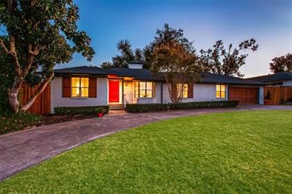 Residential Property for sale in 7614 Azalea Lane, Dallas, TX, 75230