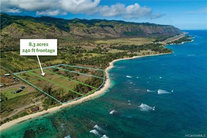Lots And Land for sale in 68-419 Farrington Highway, Waialua, HI, 96791