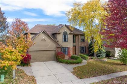 Residential Property for sale in 3173 Courtfield Drive, Rochester Hills, MI, 48309