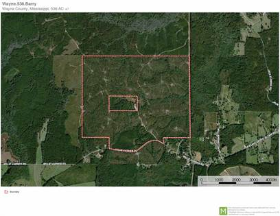 Lots And Land for sale in WILLIE VARNER RD, Waynesboro, MS, 39360