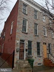 Townhouse for rent in 1424 W PRATT STREET, Baltimore City, MD, 21223