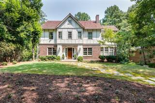 Single Family for sale in 676 E MORNINGSIDE Drive NE, Atlanta, GA, 30324