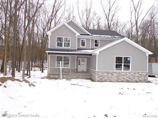 Single Family for sale in 4662 OAK Lane, Whitmore Lake, MI, 48189