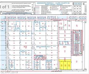 Land for sale in 5700 East LAKE MEAD Boulevard, Las Vegas, NV, 89156