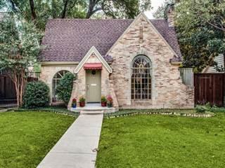 Single Family for sale in 5206 Merrimac Avenue, Dallas, TX, 75206