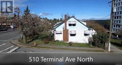 Multi-family Home for sale in 510 Terminal Ave N, Nanaimo, British Columbia, V9S4K2