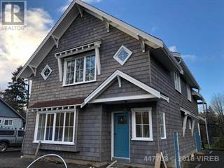 Multi-family Home for sale in A & B-917 2ND STREET, Courtenay, British Columbia