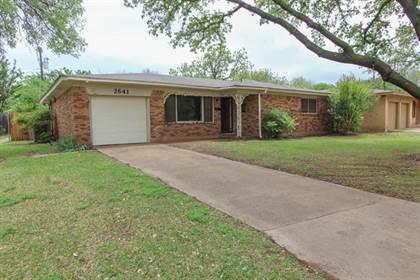 Residential Property for sale in 2641 Garfield Avenue, Abilene, TX, 79601