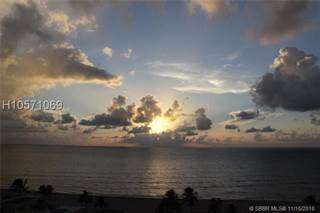 Multi-family Home for sale in 1501 S Ocean Dr 602, Hollywood, FL, 33019