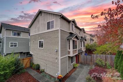 Townhouse for sale in 409 B NW 101st Street , Seattle, WA, 98133