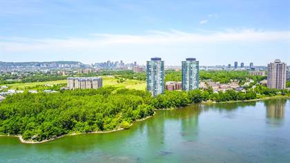Residential Property for sale in 250 Ch. de la Pointe-Sud #801, Montreal, Quebec